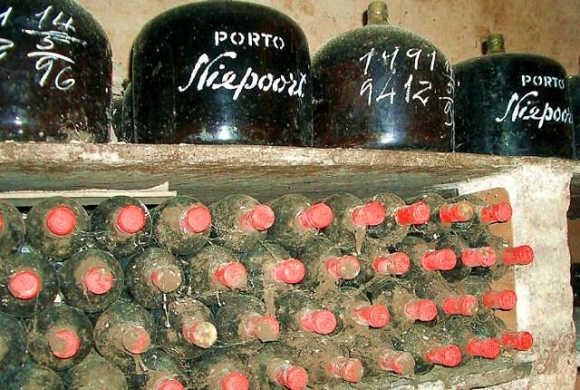 garrafa de vinho do Porto mais cara