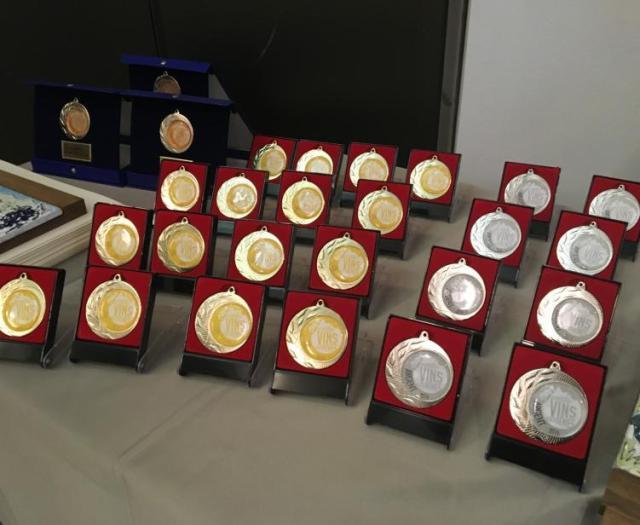 Tinto nacional ganha medalha de ouro