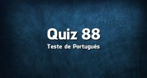 Língua Portuguesa «88»