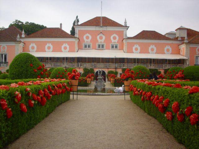 palácios de Lisboa
