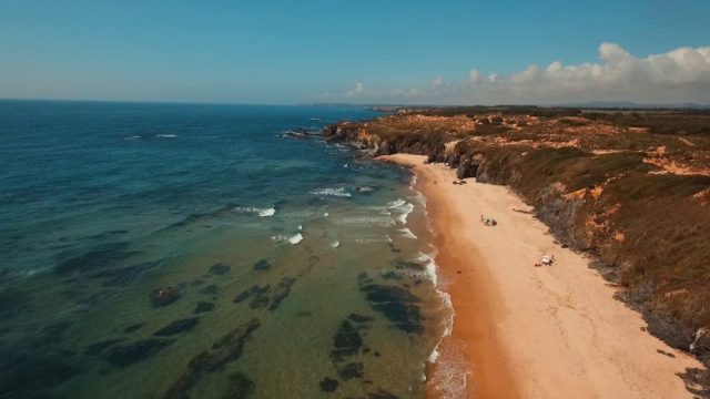 melhores praias desertas portuguesas