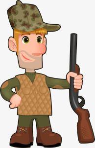 anedota da caça ao javali