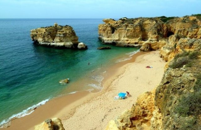 praias mais exclusivas do Algarve