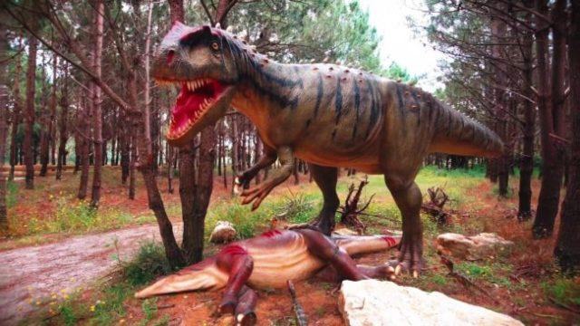 Dino Park na Lourinhã