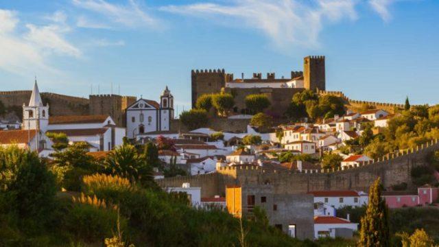 escapadinha até Óbidos
