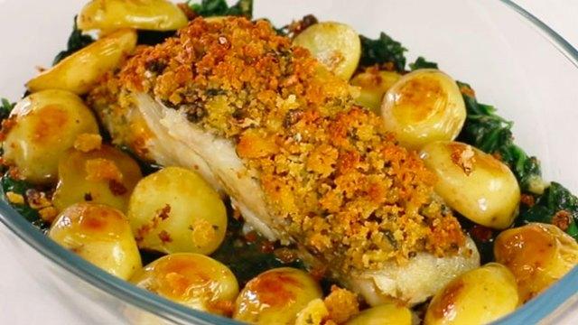 4 Receitas de bacalhau no forno