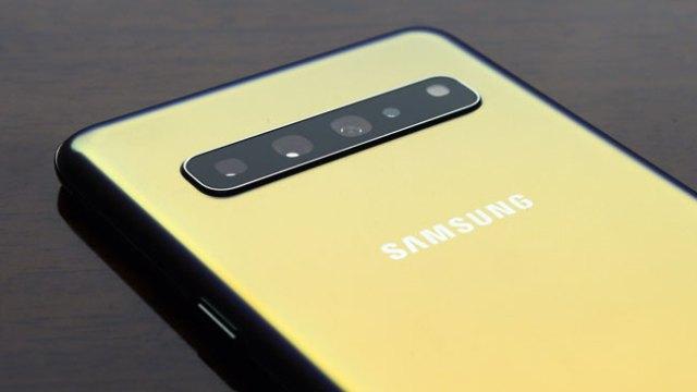 câmara do Samsung Galaxy S11