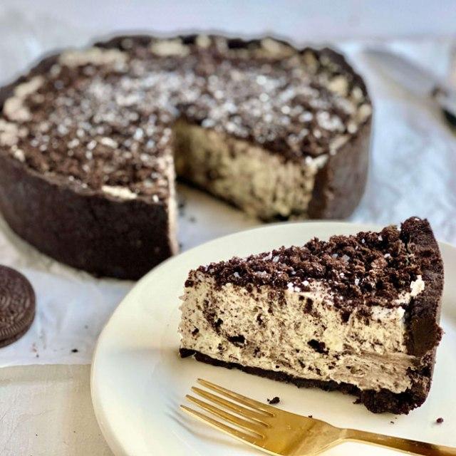 Receita de Cheesecake fácil