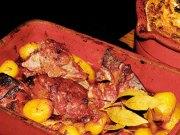 receitas de Vitela no forno
