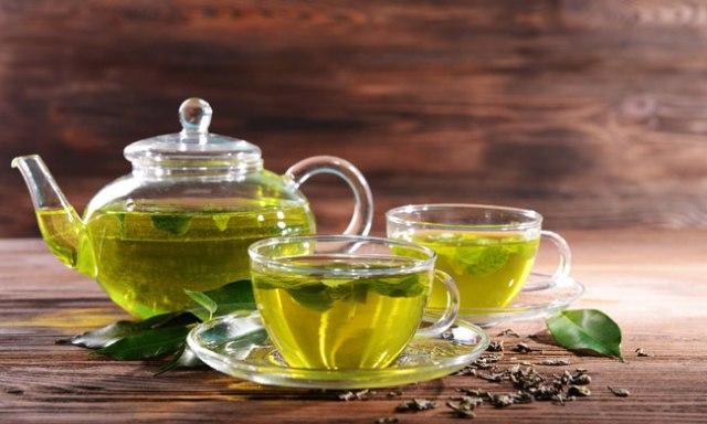 Chá verde para que serve