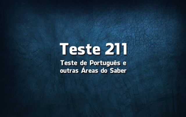 Quiz ou Teste de Português 211