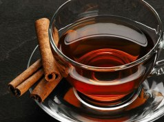 Chá de canela
