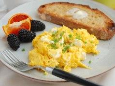 melhores ovos mexidos