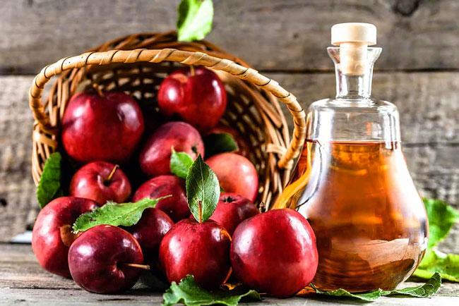vinagre de maçã para emagrecer é bom