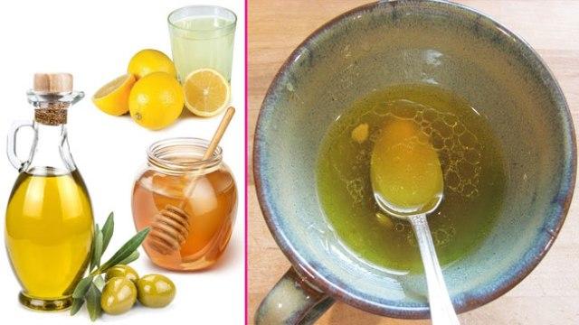 limão e mel em jejum