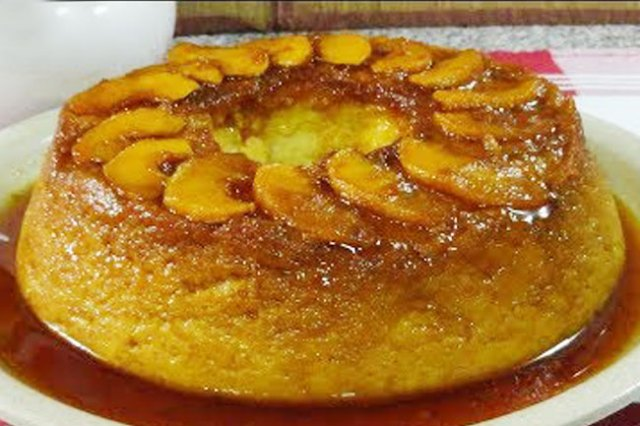 receitas de bolo de maçã no microondas