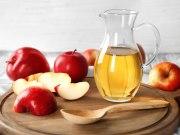Beba vinagre de maçã e emagreça