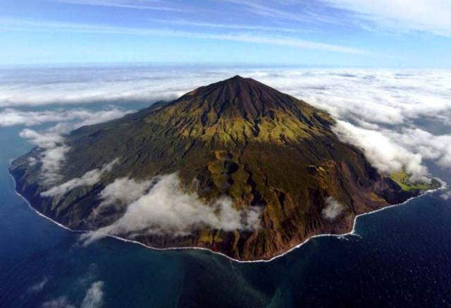 ilha mais remota do planeta