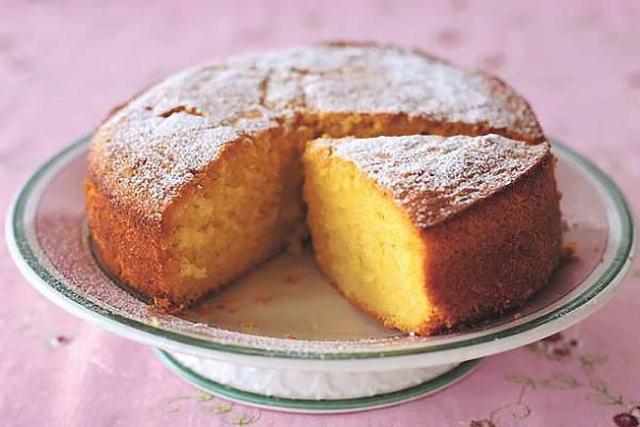 receitas de bolo simples e fácil