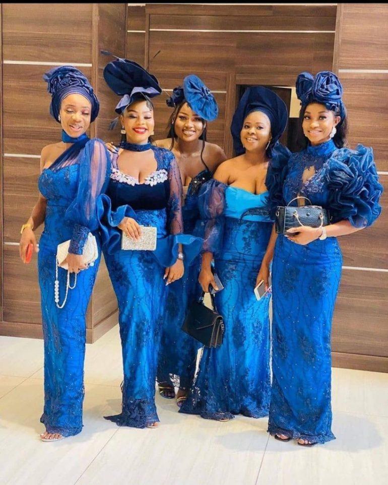 asoebi styles ladies