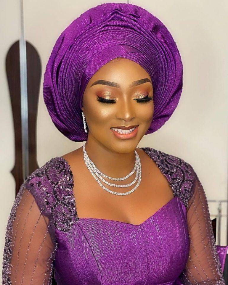 igbo traditional wedding makeup