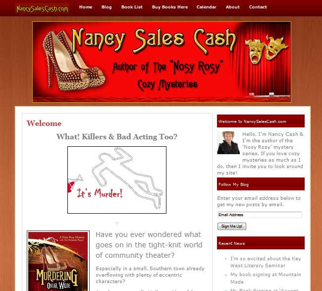 """NCWebDiva.com - """"Building Websites that Produce Results"""""""