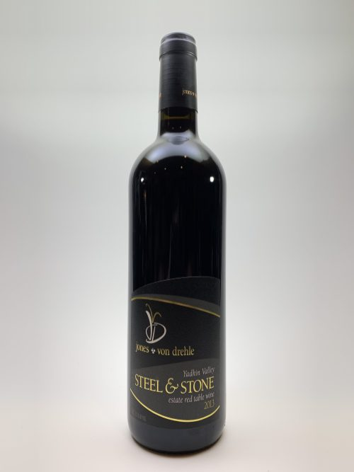 Jones von Drehle Vineyards & Winery 2013 Steel & Stone