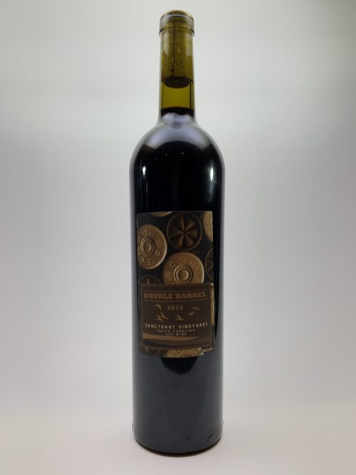 Sanctuary Vineyards 2015 Double Barrel
