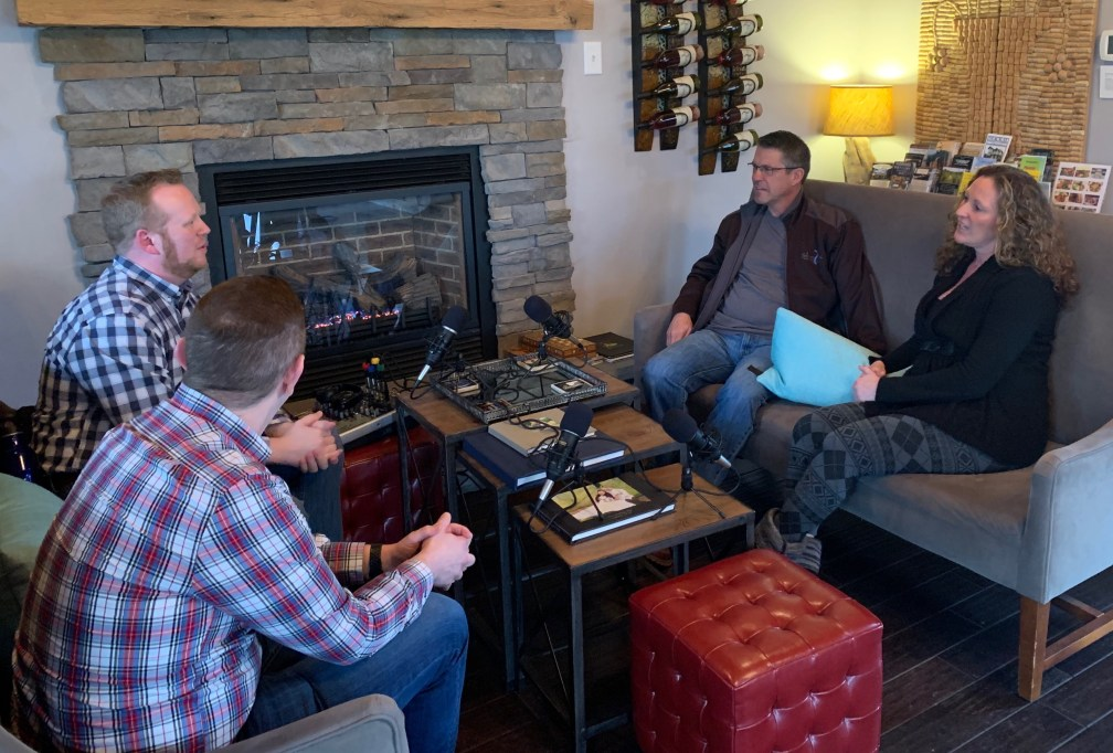 NC Wine Guys sit down with Silver Fork for Cork Talk