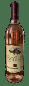 RayLen 2019 Rosé of Cabernet Franc