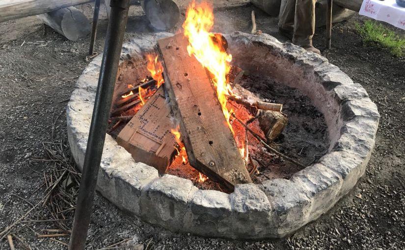 Feuer auf Burg – Burgkapelle strahlt im neuen Glanz