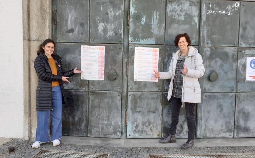 Neuer Thesenanschlag nach 500 Jahren – Thema beim ND-Frauenkonklave