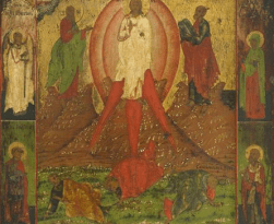 La Transfiguration du Christ