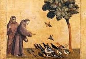 Prière franciscaine