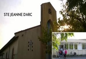Messe de la Pentecôte à Sainte Jeanne d'Arc @ Parking extérieur de l'église Sainte Jeanne d'Arc