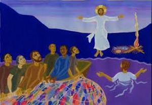 3ème dimanche de Pâques année C 5 mai 2019