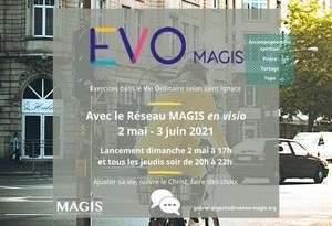 Avec le réseau MAGIS, en visio du 2 mai au 3 juin 2021