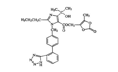 NDC 67877-445 Olmesartan Medoxomil Olmesartan Medoxomil