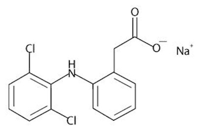 NDC 72275-702 Diclovix Diclofenac Sodium, With Camphor