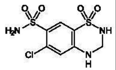 NDC 35356-807 Hydrochlorothiazide Hydrochlorothiazide