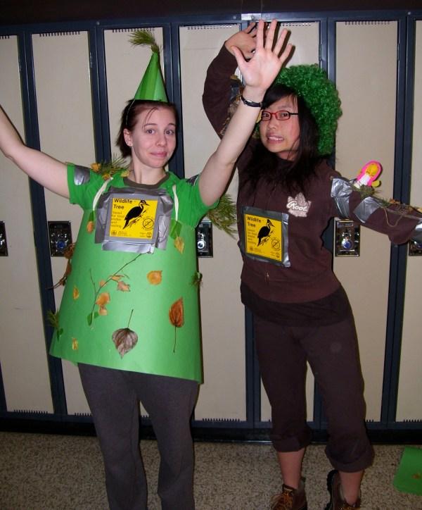 Keeping Halloween Costumes Original Creative And