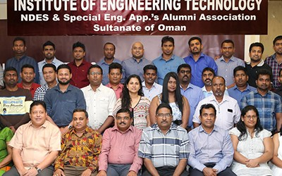 NDES Family Gathering in Oman – June 2016