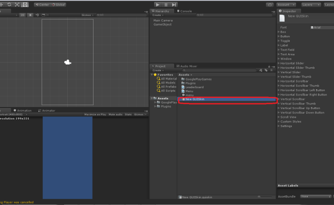 Adding Google Play Game Service Plugin For Unity
