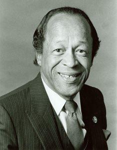 Congressman Gus Savage