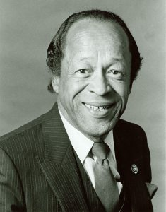Congressman Gus Savage