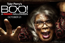 Madea in Tyler Perry's Boo!