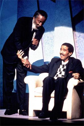 Dick Gregory and Richard Pryor