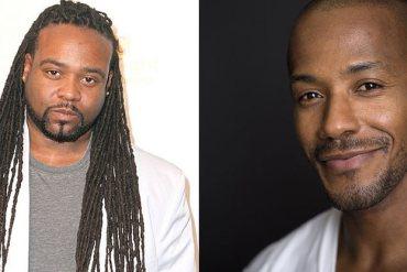 Corey Grant and McKinley Freeman