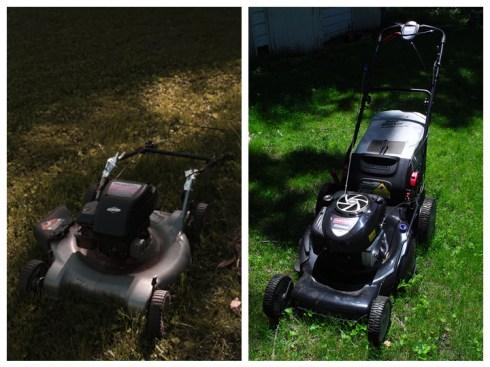 Death of a Lawn Mower