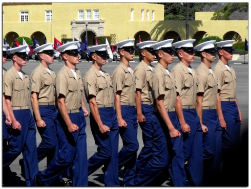 MCRD, India Company, Platoon 3213, October 7, 2011